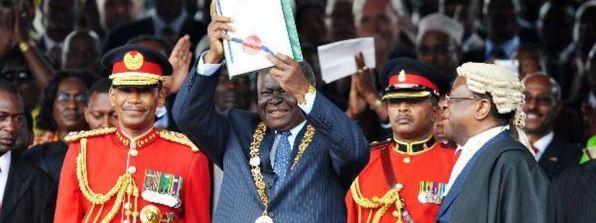 CMD-KENYA SCORECARD ON THE 10TH ANNIVERSARY OF THE CONSTITUTION OF KENYA