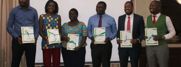 LAUNCH OF THE BASELINE SURVEY REPORT